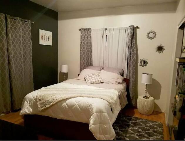 Spacious/private Bedroom - Utrera - Apartment