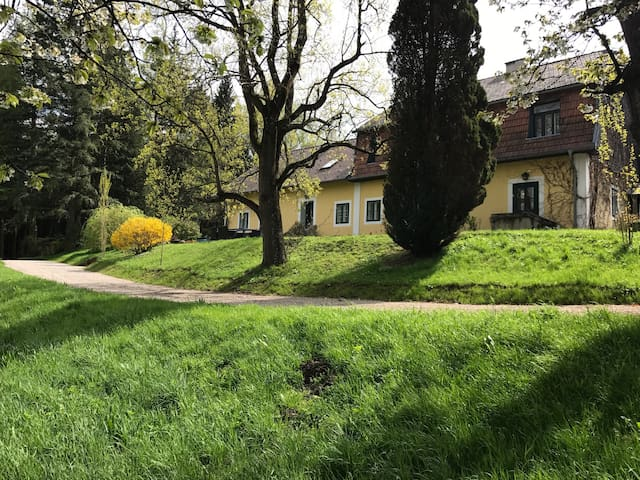 Historical Home in an Apple Orchard - Irenental - Willa