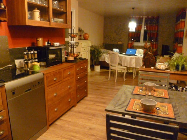 Comme à la maison - Aurec-sur-Loire - Bed & Breakfast