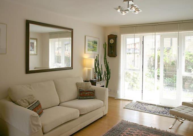Spacious, private ground floor apartmet sleeps 3 - Berkhamsted - 公寓