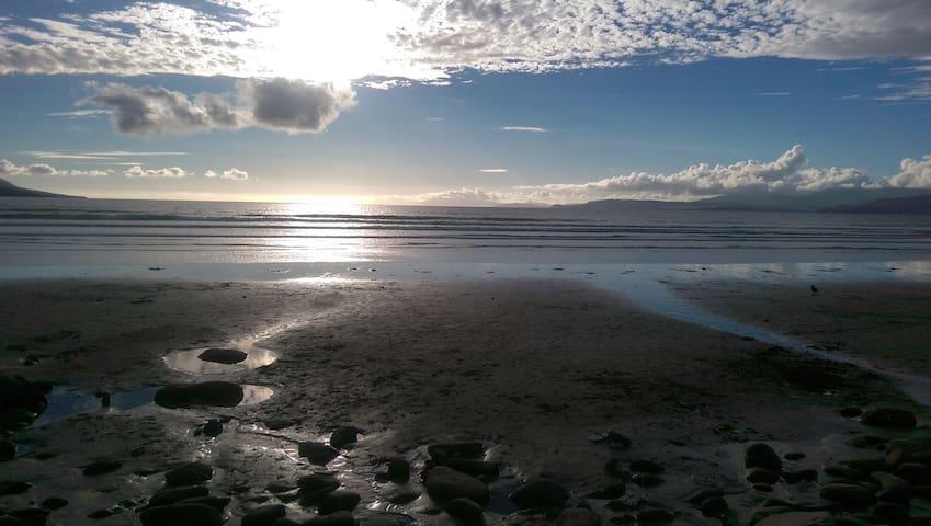 Rossbeigh Beach Cottage - Glenbeigh