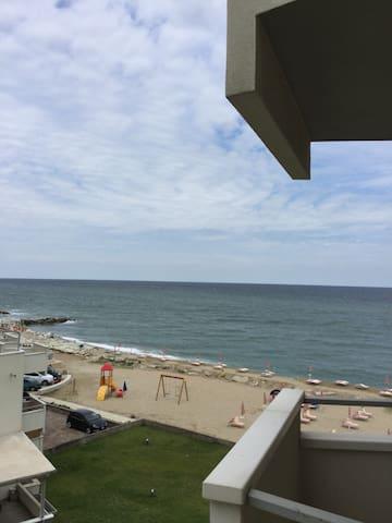 Riviera Romagna - appartamento sul mare - Misano Adriatico