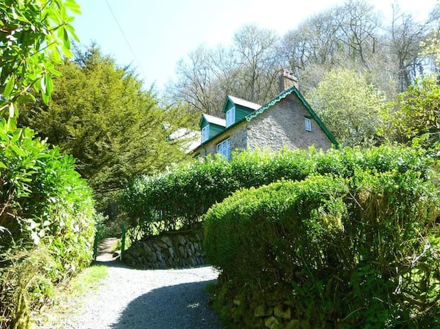 Oaklands - Exmoor Holiday Rental - Brendon - Huis