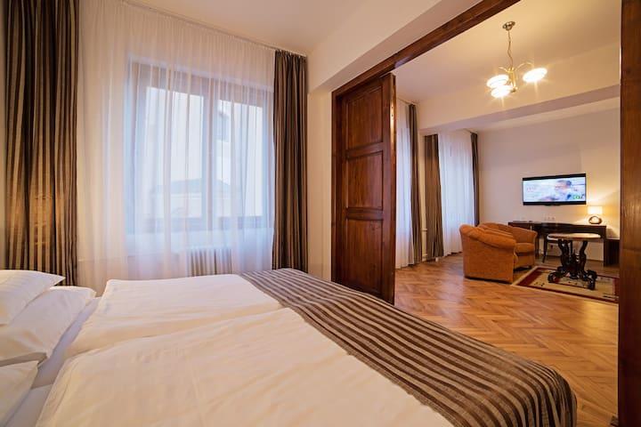 spacious appartement in the centre. - Banská Štiavnica