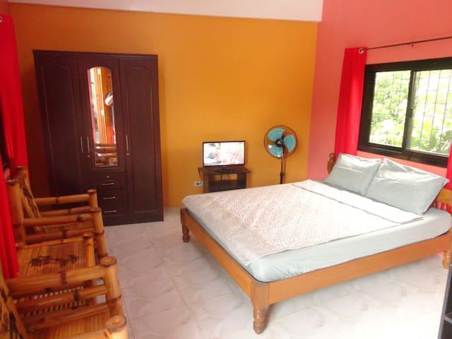 SpessArt Shop Guestrooms - Ligao City Kawa Kawa - Ligao - Penzion (B&B)