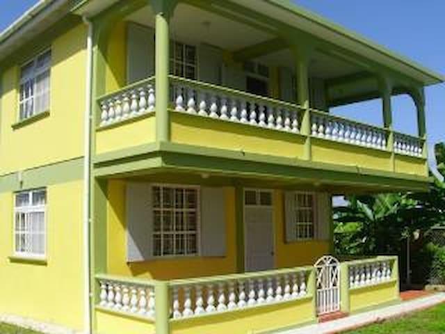 La Tye Cottage - Roseau - Apartamento
