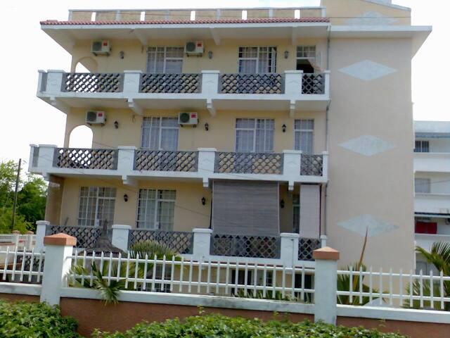 Appartement Belle-Mare Ile Maurice - Quatre Cocos - Lakás
