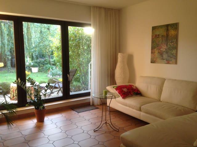 Cozy  place for max 2 near city. - Bad Nauheim - Apartemen