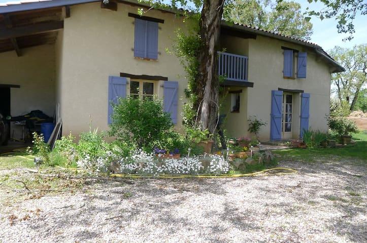 La maison Arc en Ciel - Andillac - Lägenhet