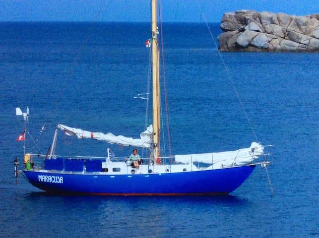 Segelschiff als Unterkunft - Portoferraio