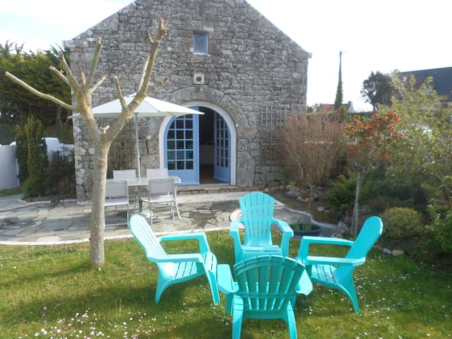 maison en pierre - Erdeven - Hus