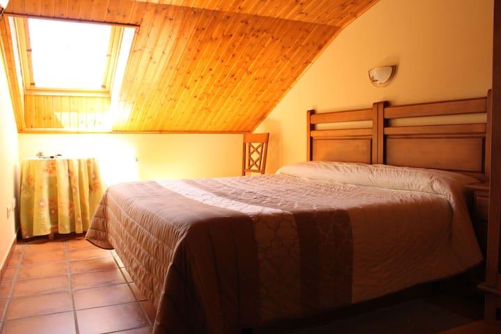 HOTEL RURAL LA PLAZUEAL - Aldealengua - Vakantiewoning