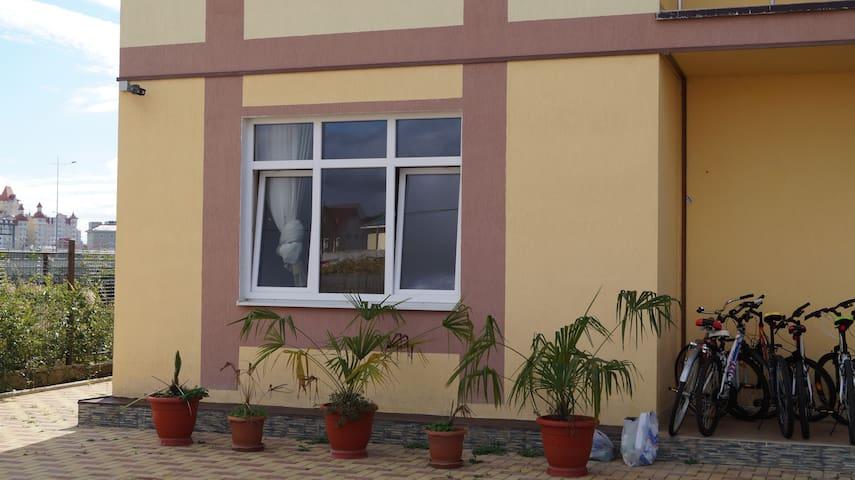уютная однокомнатная квартира - Verkhne-Imeretinskaya Bukhta