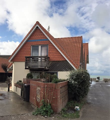 A vacation house 20m from the Beach - Wissant - Hus