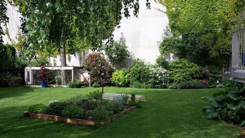 Jolie et agréable MAISON, 5min de NANCY place stan - Essey-lès-Nancy - Huis
