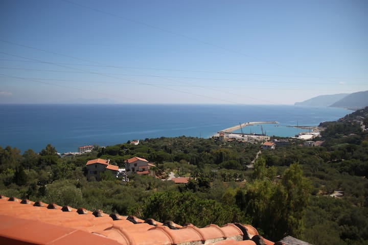 PRIVATE LOFT with panoramic view - Capo d'Orlando - Loft