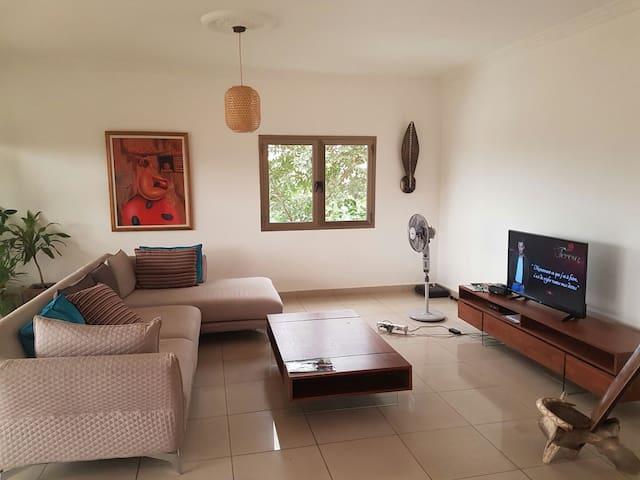 2 chambres à marcory zone 4 - Abidjan