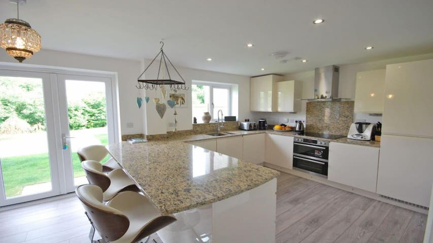Luxurious beautiful House in Truro, Cornwall - Truro - Huis