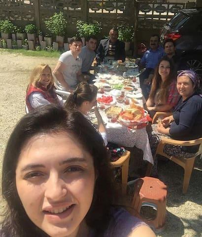 Tozaklı Köyevi - Tozaklı Köyü - Huis