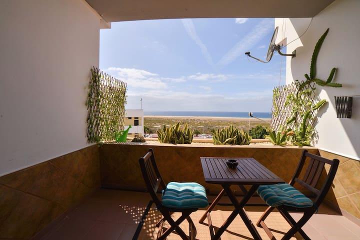 Apartamento con maravillosas vistas - Morro Jable - Osakehuoneisto