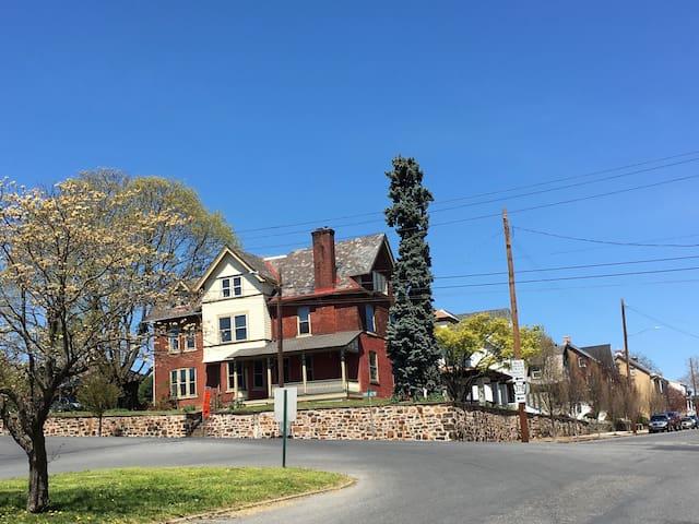1892 West Bethlehem Mansion - Bethlehem