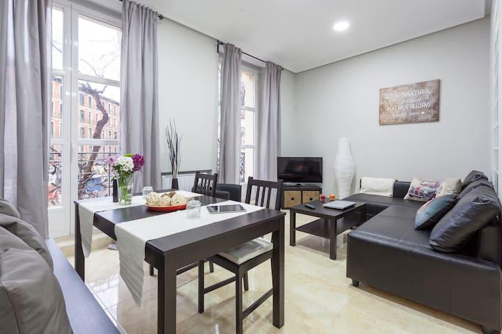 Beautiful Apt Historic District-Sol - Madrid - Apartmen