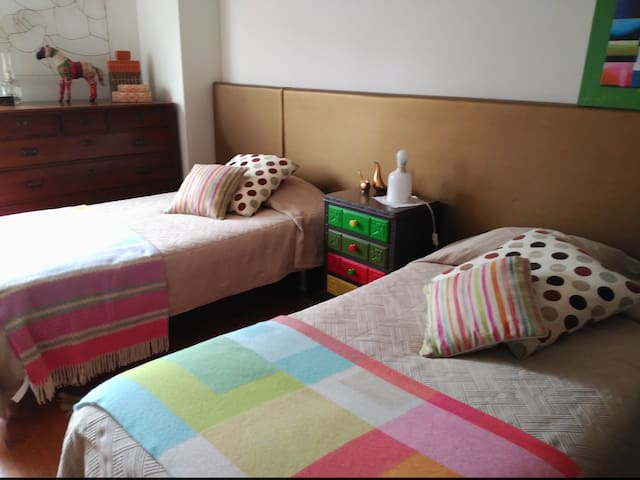 Twin -Centro Histórico da Cidade - Chaves - Appartement