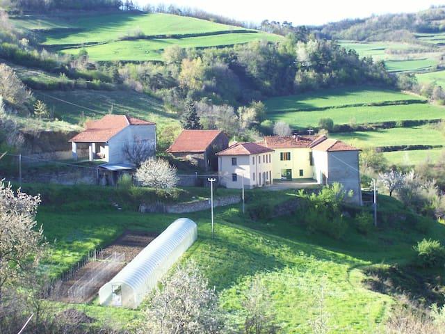 The Lilac apartment - Roccaverano
