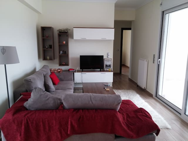 Comfortable residence with view to Tripolis - Tripoli