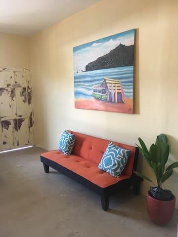 Studio Las Olas - Ocean view deck! NEW LISTING - San Juan del Sur - Leilighet