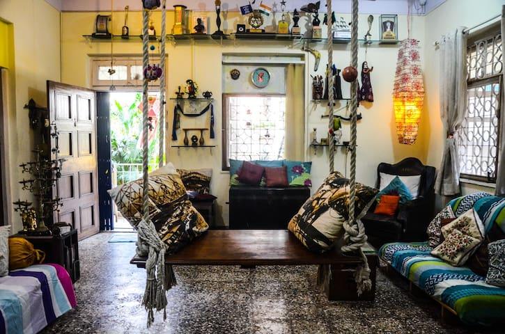 Boutique Bombay Home Room 1 - Mumbai - Huis