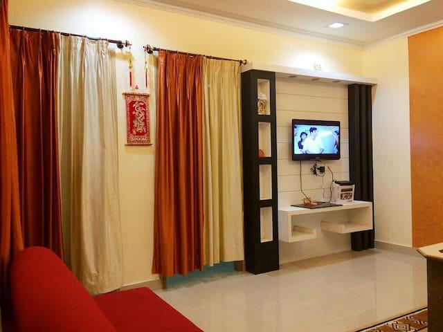 Family suite Room Near Puri Beach - Puri, Odisha, IN - Apartemen