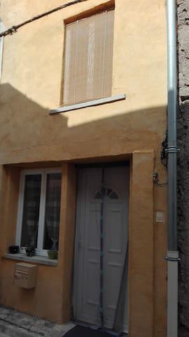 Maison de village toutes commodités - Montlaur - Appartement