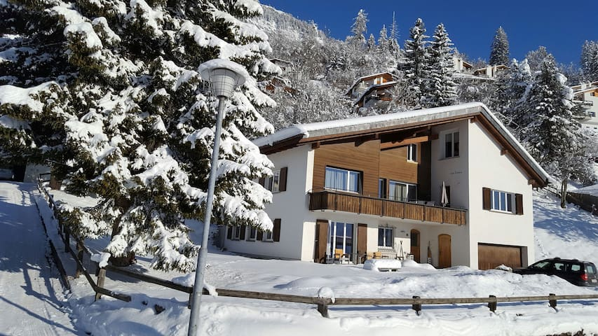 2 bedroom apartment for up to 5 - Flims - Leilighet