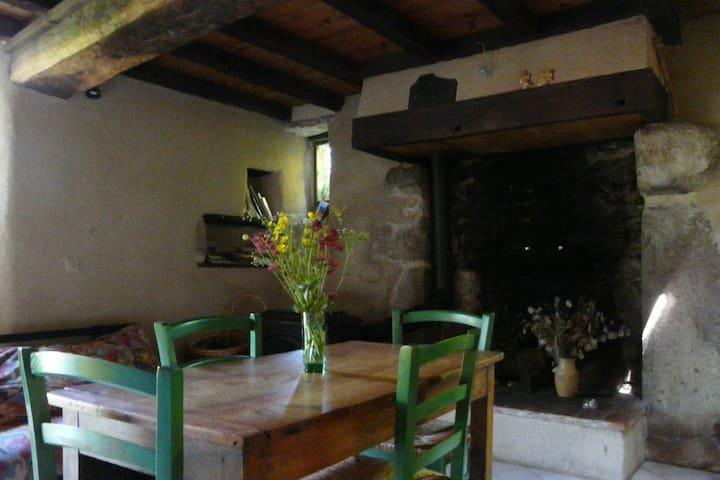 petite maison  à la ferme - Sainte-Gemmes-le-Robert - Casa
