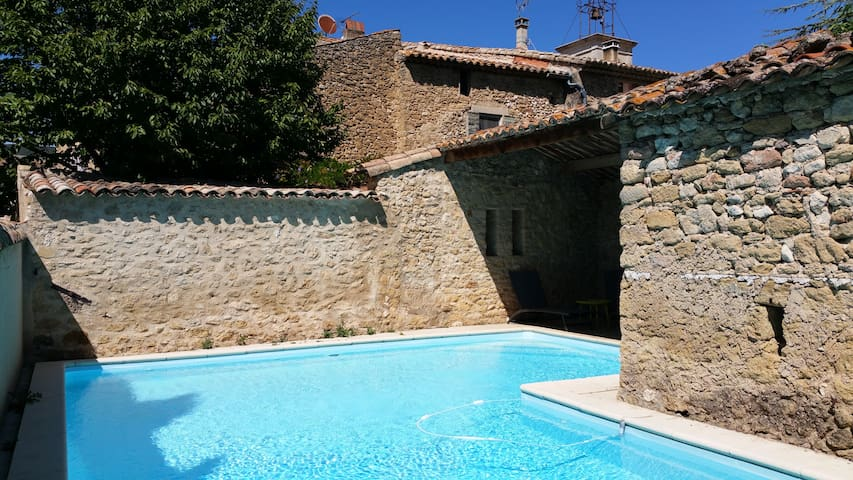 Charming House next to Lourmarin - Puyvert - Casa