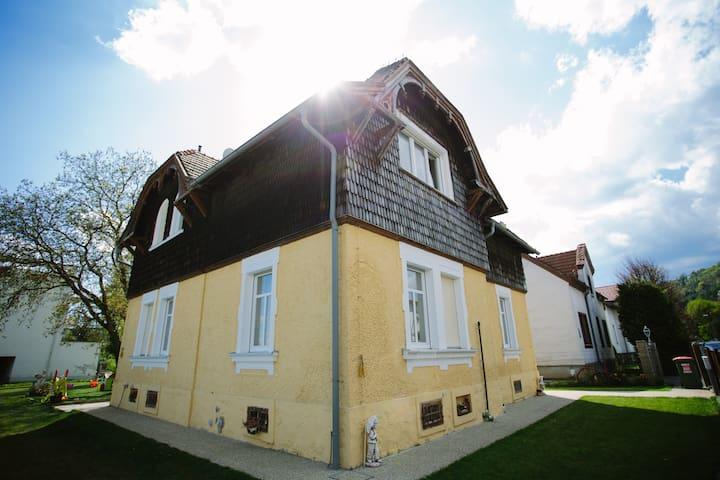 Sonniges entzückendes Einfamilienhaus in Graz - 格拉茨 - 獨棟