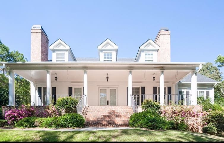Nestled in the Hills with a Scenic View - Douglasville - Haus