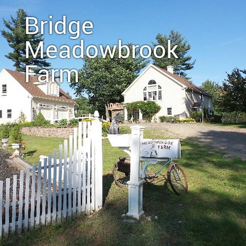 Bridge Meadow Brook Farm - Tyngsborough - Hus