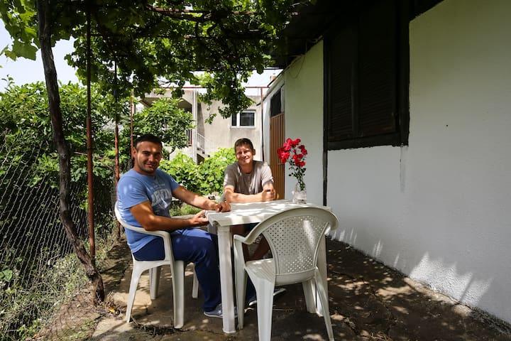 Villa Stara smokva, Montenegro. Sea, sun, fun)) - Mišići - Casa