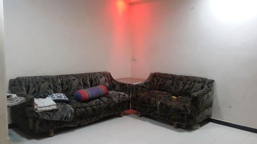 3BHK Fully Furnished Apartment near Kalyan Station - Kalyan - Appartement