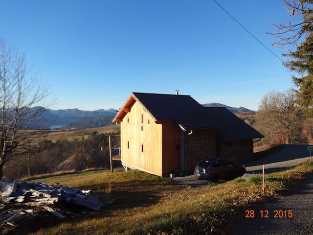 Entre lac et montagne - Réallon - Casa