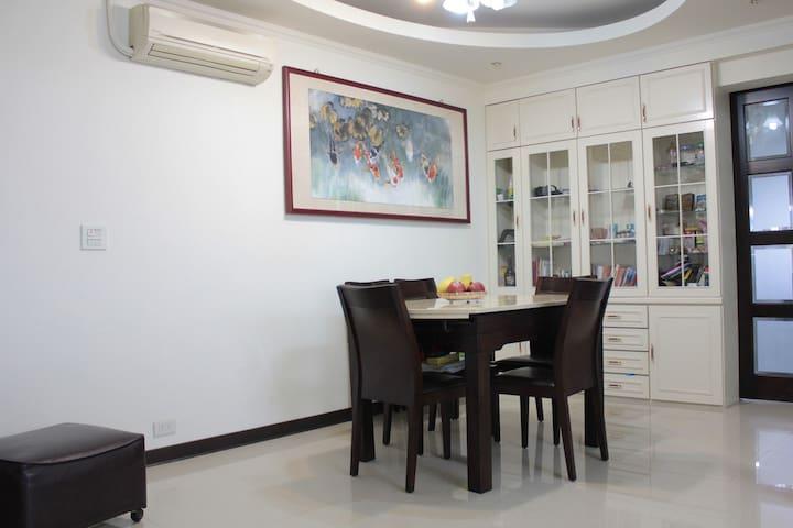 郊外大床房 一室一厅 带大阳台 - Shenyang - Leilighet