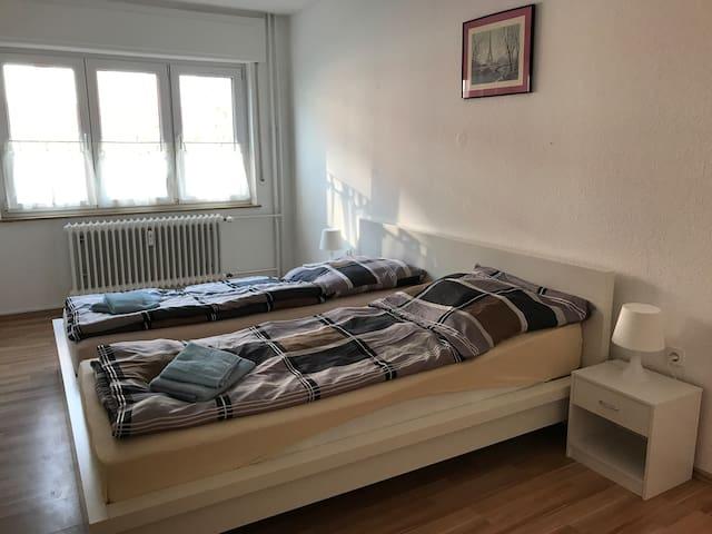 City-Room Nr 5 Singen für -2 Pers. - Singen (Hohentwiel) - Lägenhet