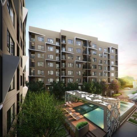 Condollete Pixel Sathorn:Long term - Bangkok - Apartment