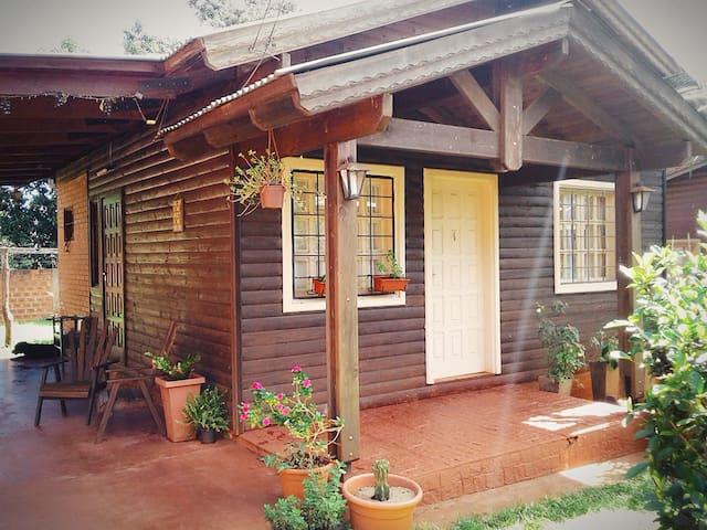 Cabaña en Iguazú, descanso y disfrute - Puerto Iguazú - Zomerhuis/Cottage