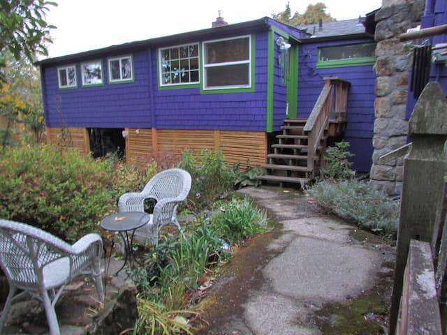 Fairhaven Garden Suite - Беллингхэм - Квартира