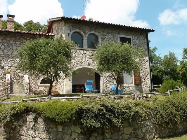 Thermae Casale i Forni - Bagni San Filippo - Departamento