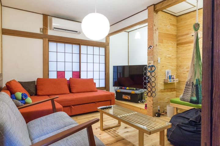 ★Local homestay★3min from the sta★ - Nerima - Ev
