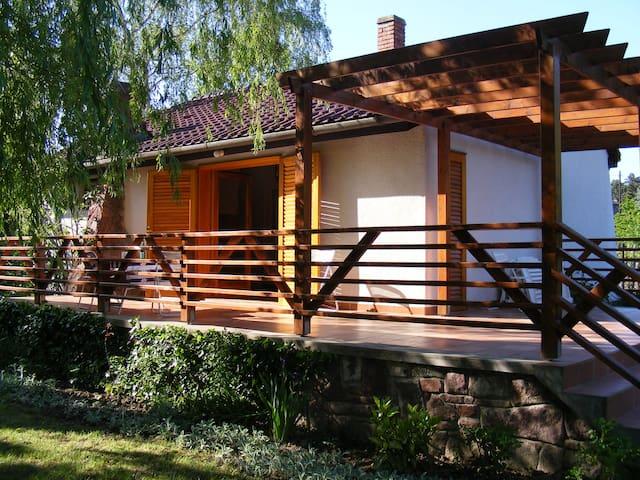Summer Residence Lake Balaton Badacsony Làbdihegy - Badacsonytördemic - Ev